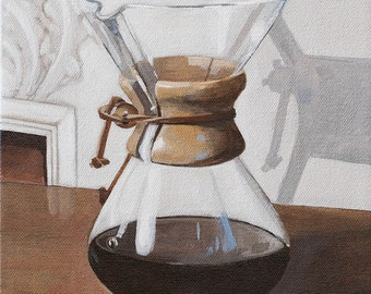 Chemex by ornamented molding op. 2