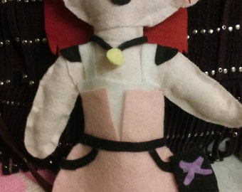 Free Shipping Kingdom Hearts Kairi plush