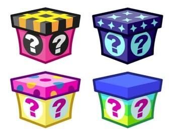 Mystery Box Wax Melts - Gift Box - Wax Melts