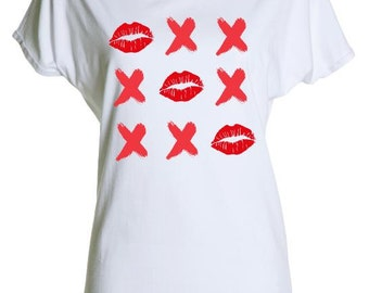 "T-shirt ""Tris Kiss"" from LOVARMOR"