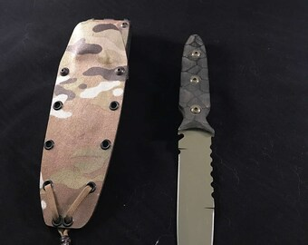 Custom Hand-made Tactical Dagger