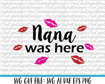 Download Nana sayings | Etsy UK