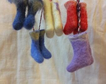 souvenir felt boots
