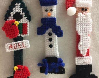 Christmas Ornaments - Choice (#006 - #010)