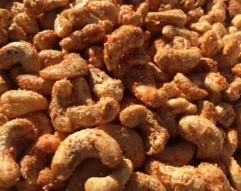 Honey Habanero Cashews