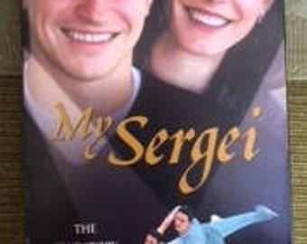 My Sergei, The True Story of Sergei Grinkov, Ekaterina Gordeeva, Olympic Gold Metalist, Olympic Skaters,  Scott Hamilton, Kristi Yamaguchi