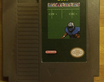 Tecmo Bowl 2017 NES Game