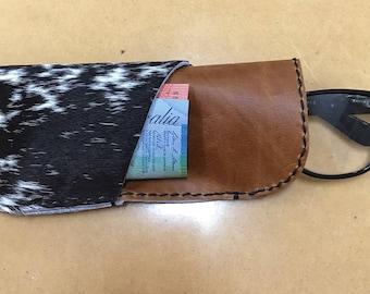 Stash leather & Hide Sunglass Case