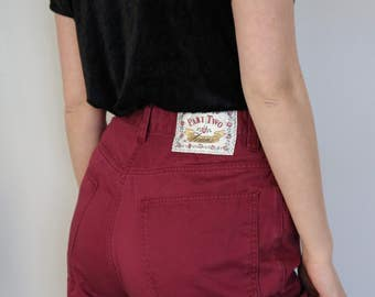 Vintage High Waist Part Two Jeans