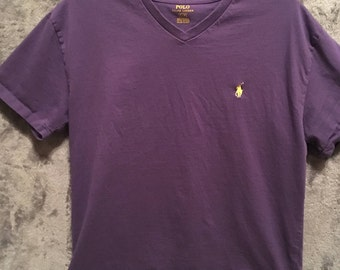 Men's Polo Ralph Lauren V-Neck Tee