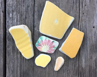 Authentic Yellow Sea Pottery Pieces 5