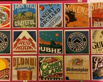 Beer and Drink Coasters