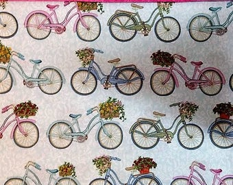 Bicycle Ride Pillowcases
