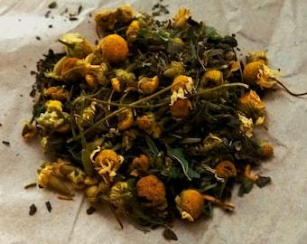 Traditional Belarusian Organic Herbal Tea