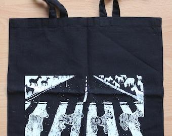 Zebra Crossing Bag