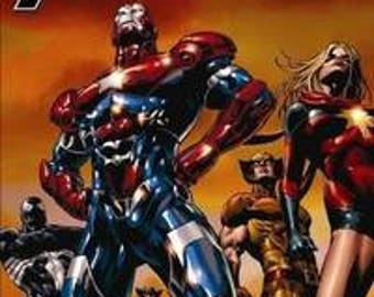 Marvel Dark Avengers Assemble