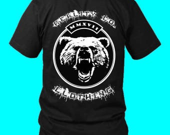 R3alityCo Clothing t-shirt