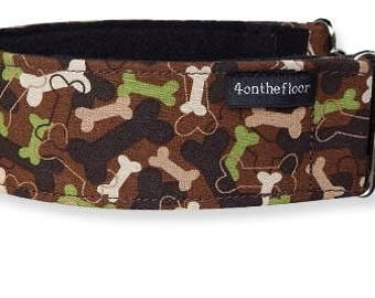 Camo Cookies Martingale collar