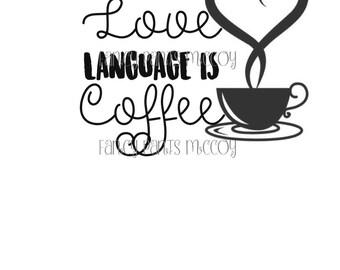 The Sixth Love Language is Coffee