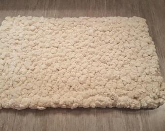 Unbelievably soft 3x2 Shag Rug