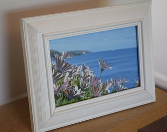 Flowers by the Sea (Bantham Frame)