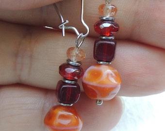 Handmade Dangle Earrings A2
