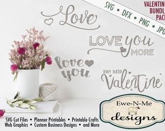 Valentine svg, Valentines svg bundle, Wedding svg, Love svg, svg for cricut or silhouette,  Commercial Use  svg, dfx, png and jpg