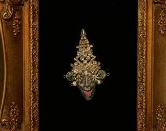 Christmas Carol #21 - pin - by Greg Delaney