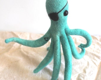 OCTOPUS NEEDLE FELTING Kit