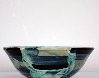 celadon ramen bowl