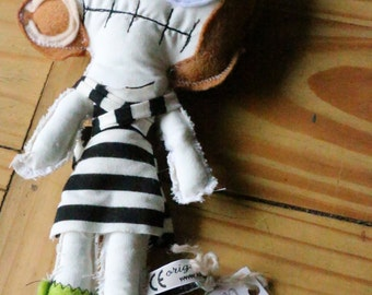 Cool little softie doll, Dorothy