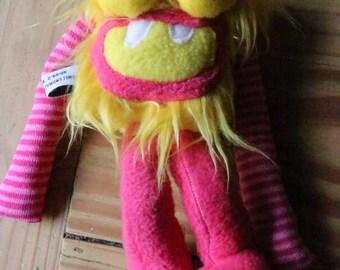 Little monster Angie