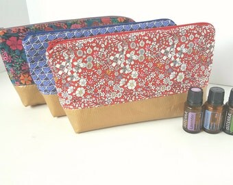 Essential Oil Pouch, Oily Pouch, Essential Oil Storage - Liberty of London