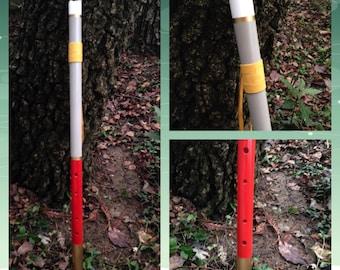 Mojave Style Flute, 4-hole, PVC