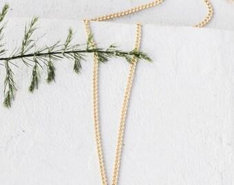 Tiny Heart Necklace, Valentine's Day gift,  minimalist charm necklace, girls children kids jewelry