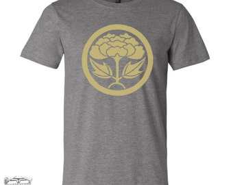 Mens LOTUS LOGO t shirt  s m l xl xxl (+ Color Options) Zen Threads