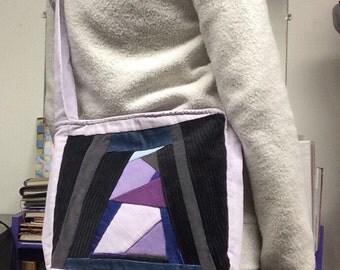 Stacked Angles Bag