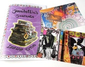 Jennibellie's Journals Issue 1, Zine with Postcards