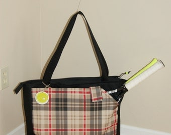 Medium Size Tennis Bag