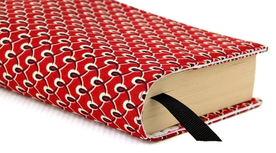 """Paperback book cover for MASS MARKET books - Fits smaller books measuring approximately 4.5"""" wide x 6.75"""" tall - Autumn"""