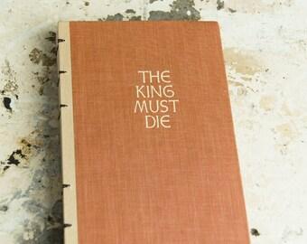 1963 KING MUST DIE Vintage Notebook Journal