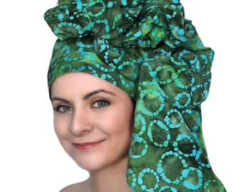 chemo hats fashion turbans headwrap alopecia scarves by