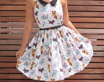 Lady Purrfection Dress (Size 6)