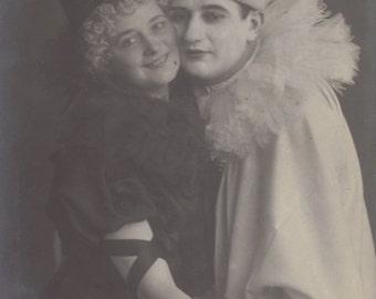German Operetta, Der Dumme August, circa 1910
