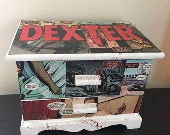 Custom Dexter Jewelry Box