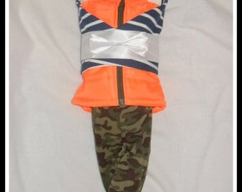 Baby Boy CAMO/Hunting Diaper Baby Cake-STUNNING Baby Shower Gift Or Centerpiece