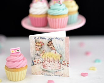 Sweet Petite 1:6 Scale Birthday Cupcakes For Blythe