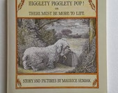 Higglety Pigglety Pop! or There must be more to life, by Maurice Sendak, 1988 paperback edition, vintage children's book