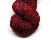 "Fingering Weight, ""Heartbreaker Merino Wool Superwash Yarn, 4 oz, machine washable yarn"