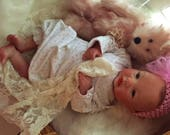 From the Shyann Kit  Reborn Baby Doll 19 inch Baby Girl Tori Complete Doll